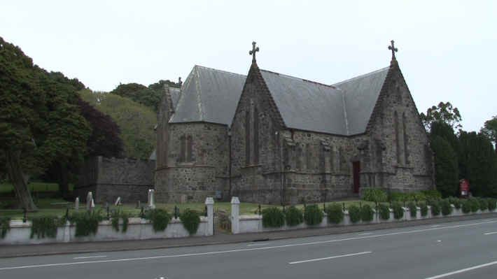 New Plymouth St.Mary Church