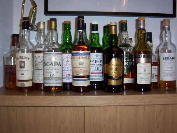 Single Malt Whisky Collection
